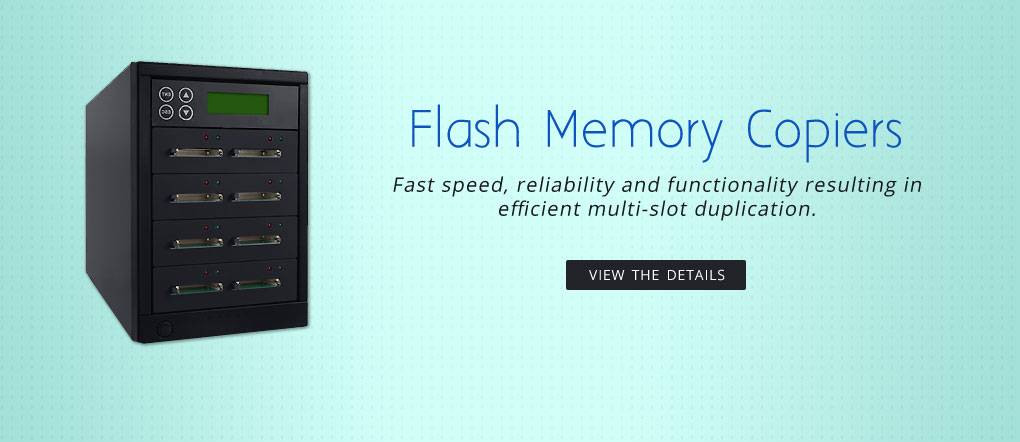 flash memory duplicators