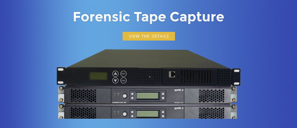 forensic data capture