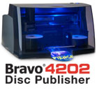 Bravo 4202 Disc Publisher